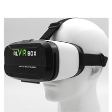 VR-6 vr   New 3d glasses BOX 3dVR virtual reality glasses