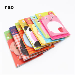 Bookmark Paper Memo-Pad Notebooks Point-It-Sticker Sticky-Notes School-Supplies Writing-Pads