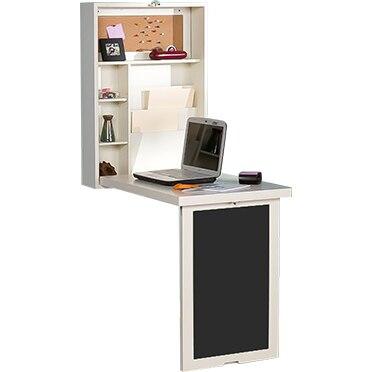 Computadora La Multifunción Pared Mesa Escritorio De Plegable 0Nm8nw