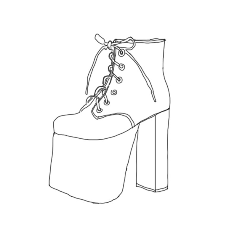 Princess sweet lolita shoes Short boots super high heel queen tie punk cos Rough heel of front frenulum round head boots pu6011 p80 panasonic super high cost complete air cutter torches torch head body straigh machine arc starting 12foot