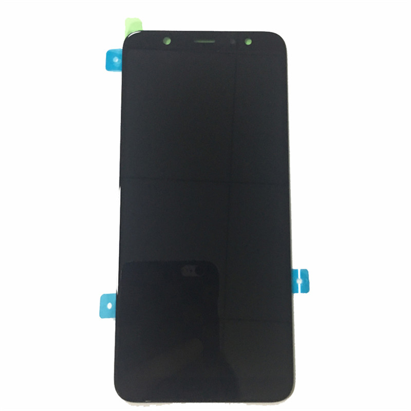 For Samsung Galaxy A6 Plus A6 2018 A605FN A605F Super AMOLED LCD Display Touch Screen Assembly