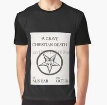 ebd05677b1 All Over Print 3D Women T Shirt Men Funny tshirt Christian Death Graphic T- Shirt