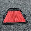 Venta caliente sistema kit limpiador del filtro de admisión de aire de la motocicleta para honda cbr600rr f5 2003 2004 2005 2006