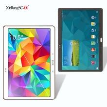 10,5 «дюймовый для SAMSUNG Galaxy Tab S T800 T805 ЖК-дисплей дисплей Сенсорный экран панели с планшета сборки