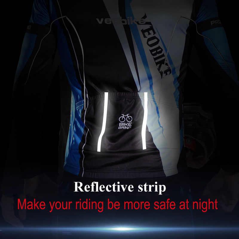 Pro kolarstwo Jersey Team Mountain odzież rowerowa mężczyźni ubrania do jazdy rowerem zimowe termiczne ciepłe Outdoor Sport Cycle zestaw do noszenia akcesoriów