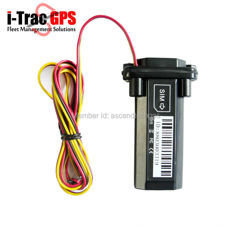 GPS Trackers: mini waterproof gsm gprs gps tracker for car motorcycle scooter vehicle truck real time online tracking  monitoring no monthly