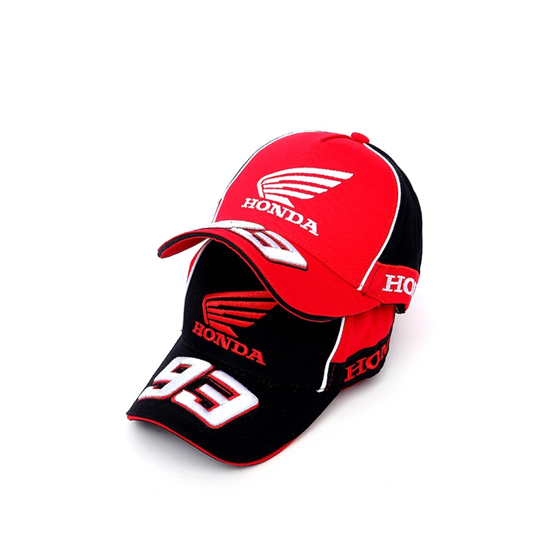 Unisex   Baseball     Cap   Car Logo Honda Embroidery Casual Snapback Hat Man Racing Motorcycle Sport hat