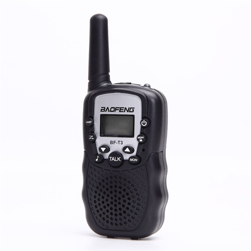 Image 2 - BF T3 Walkie talkie 2 Piece Set Baofeng T388 PMR GMRS Mini Handheld Walkie talkie Children Wireless Radio Civil Travel-in Walkie Talkie from Cellphones & Telecommunications