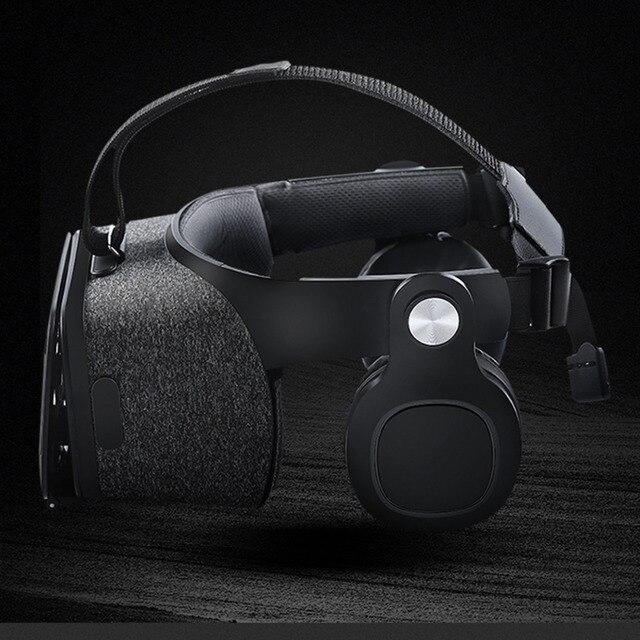 Original bobovr Z5/bobo vr Z5 Virtual Reality goggles 120 FOV 3D Glasses google cardboard with Headset Stereo Box For smartphone 3