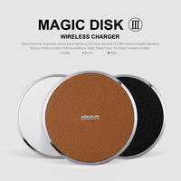 NILLKIN Magic Disk III Wireless Fast Charger For Samsung S6 S6 Edge S6 Edge Plus Note