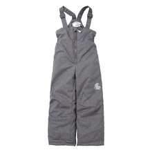 цена Moomin 2019 winter warm gray boys winter overall waterproof outwear cotton filling zipper -10 degree childrens overall онлайн в 2017 году