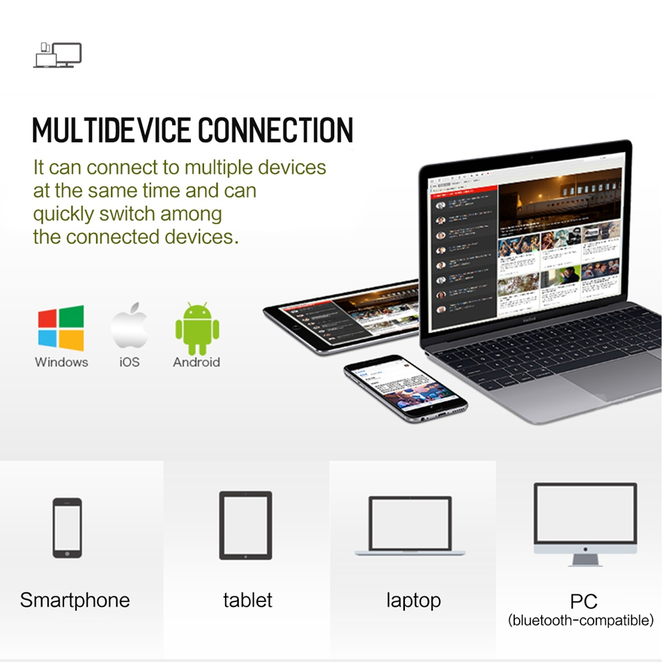 connect to multiple devices