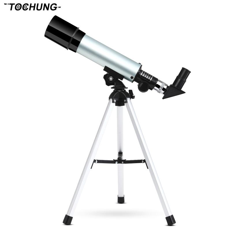 Tochung Профессиональный астрономический телескоп F36050 мощный Горячая распродажа! Монокуляр астрономический телескоп низкая цена Монокуляр