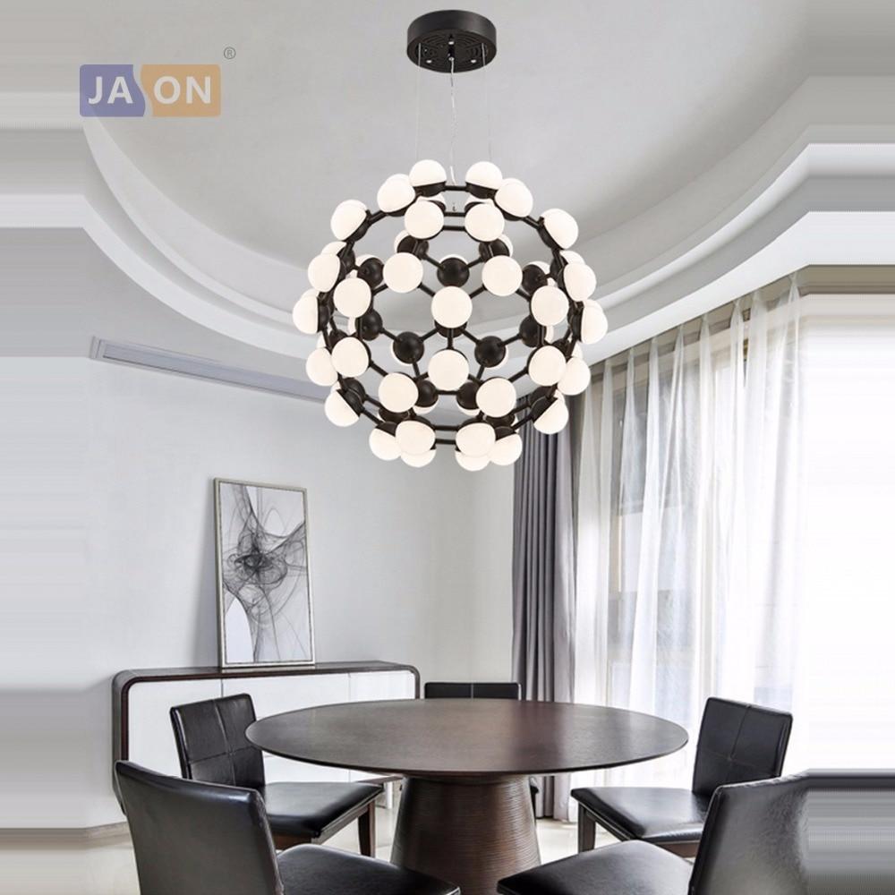LED Postmodern Iron Aluminum Acrylic Designer LED Lamp LED Light.Pendant Lights.Pendant Lamp.Pendant light For Dinning Room|design light|light design|light for - title=
