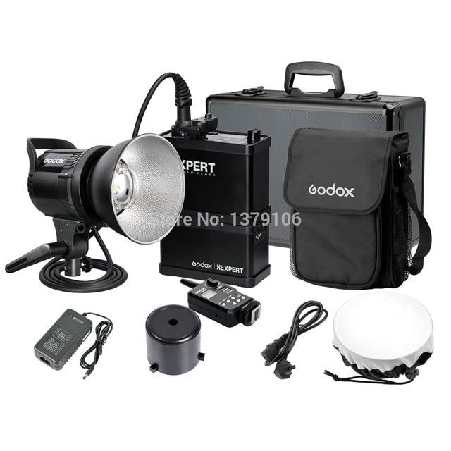 godox rs600p 600w li ion battery wireless power control portable