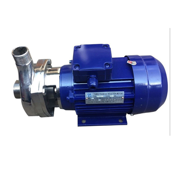 40fb-13 Acid and alkali corrosion-resistant stainless steel pump chemical horizontal centrifugal