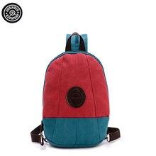 JINQIAOER TAOMAOMAO Women Backpack Waterproof Canvas Shoulder Messenger Portable Bag Solid School Bags Fashion Mochila