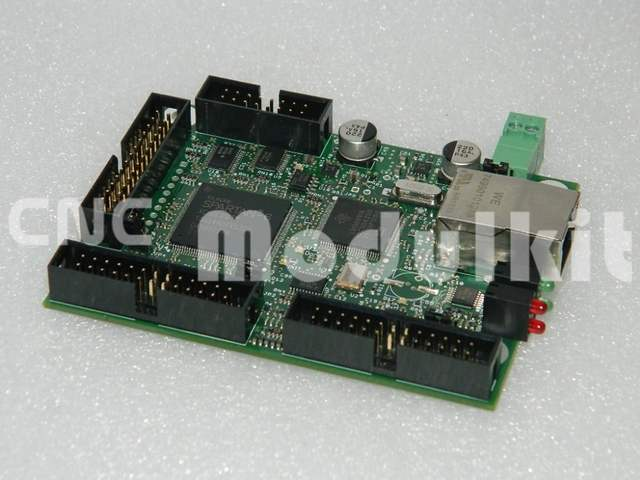 US $491 14 |6 Axis Ethernet Smooth Stepper Interface Adapter VFD CNC Motion  Control Mach 3 / 4 ESS & Intelligent Terminal Board CNC Modulkit-in