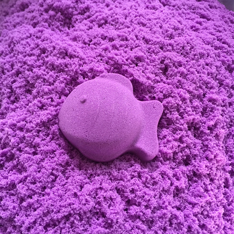 500g Dynamic Sand set Polymer Clay Amazing Diy Plasticin Magic Play Do Dry Sands Mars Space Sand Polymer Clay For kids