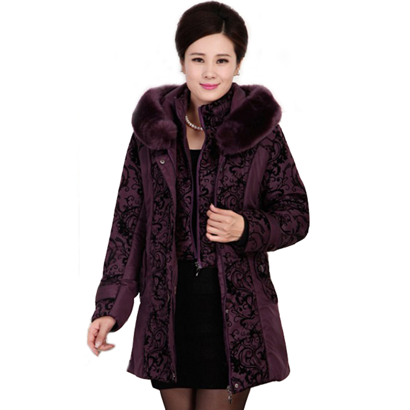 Online Get Cheap Fur Hooded Parka Coats -Aliexpress.com   Alibaba ...