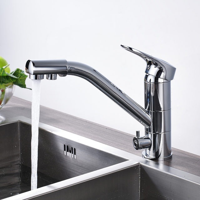 Online Shop Drinking Water Faucet Kitchen Sink Pure Water Faucet ...