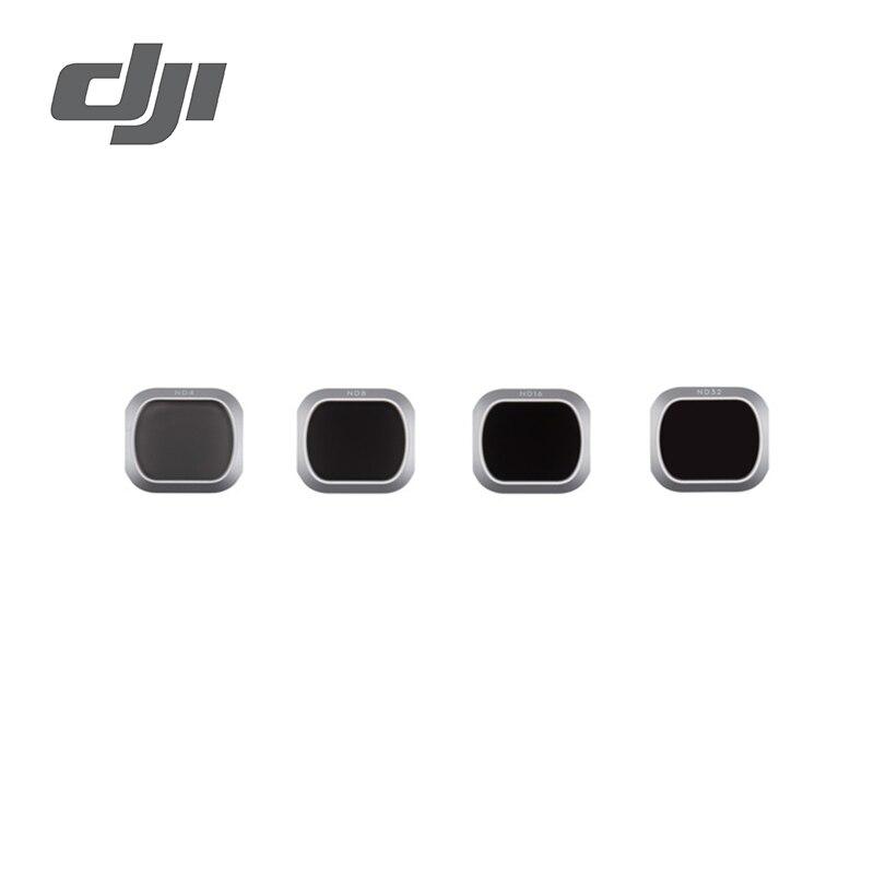 Оригинальный DJI Mavic 2 Pro ND фильтры ND4/ND8/ND16/ND32ND фильтр для Mavic 2 Pro