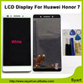 New For Huawei Honor 7 LCD Display + Touch Screen 100% New Digitizer Assembly Replacement Accessories without frame 5.2inch