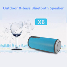 W-King X6 10W HIFI Waterproof Bluetooth Speaker Mini Portable Outdoor Bicycle Sport Stereo Wireless Speaker for Mobile Phones