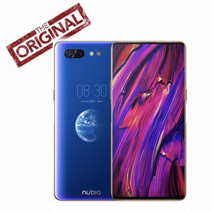 Original ZTE Nubia X 4G LTE Android 9.0 Dual Screen Mobile Phone 6.26 5.1 Snapdragon 845 6GB 64GB Dual Camera 24MP 16MP