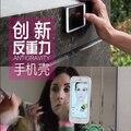 Mágico Anti gravidade Nano Sucção Suave TPU Transparente Caso de Telefone Shell para iphone 7 7 plus 5 5S 6 6 s 4.7 polegada 6 mais caso