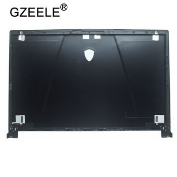 GZEELE new For MSI GE73 GE73VR 7RF-006CN Laptop LCD Cover Back Cover Top Case Rear Lid Housing Cabinet Black 3077C1A213HG017