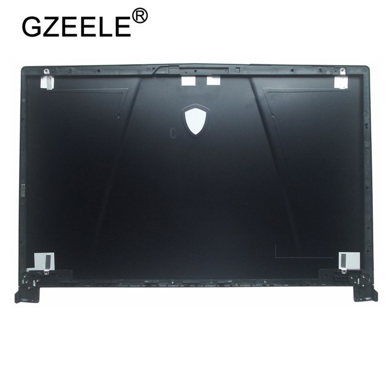 GZEELE nouveau pour MSI GE73 GE73VR 7RF-006CN ordinateur portable LCD couverture couverture arrière boîtier arrière couvercle boîtier noir 3077C1A213HG017