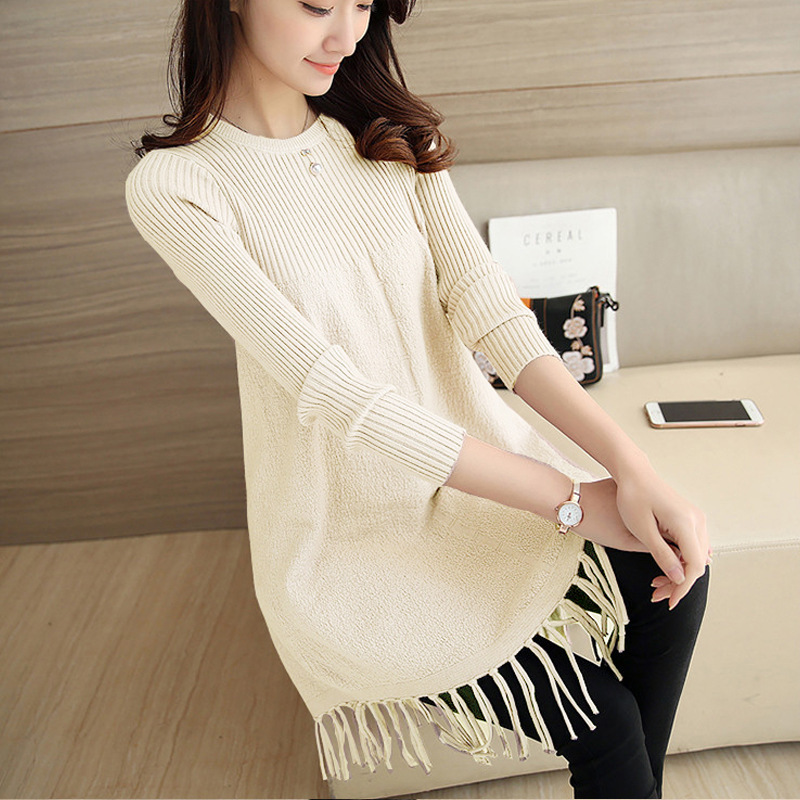 Sweater Dresses for Pregnant Women