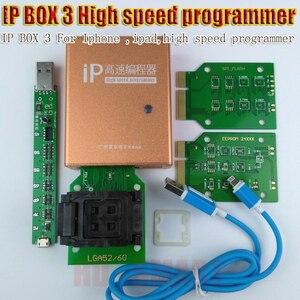 Image 2 - IP ボックス v3 IP ボックス 3 高速プログラマ電話パッドハードディスク programmers4s 5 5c 5 4s 6 6 プラスメモリのアップグレードツール 16 グラム to128gb