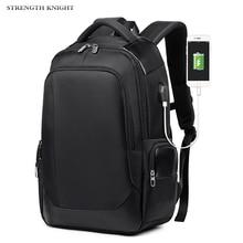 Waterproof USB charging Men 15.6inch Laptop Backpacks For Teenager Fashion Male Mochila Travel backpack anti thief цены онлайн