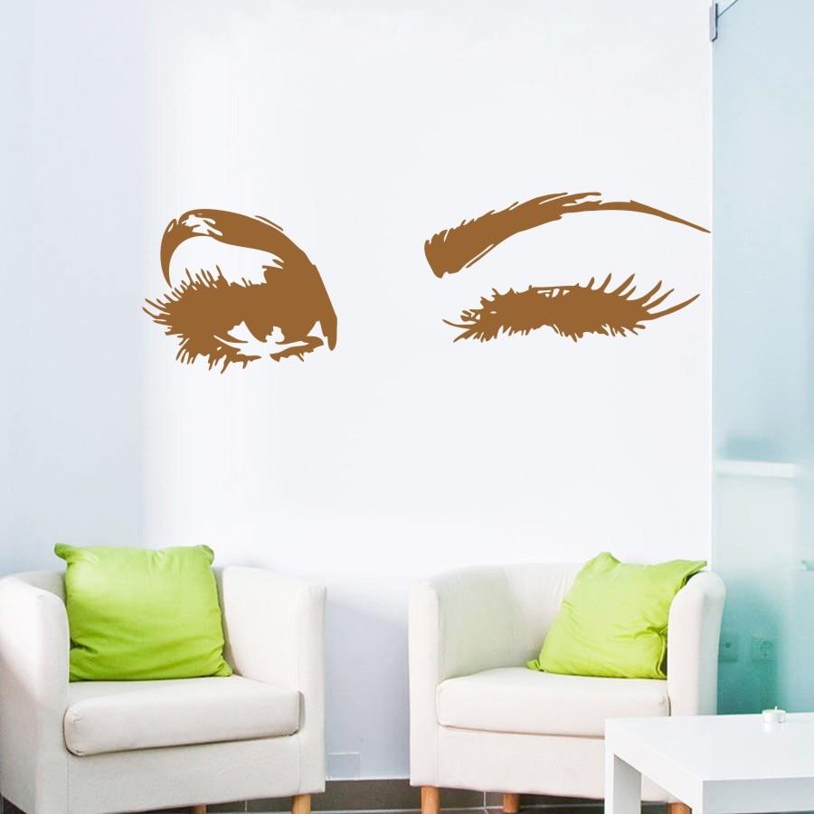YOYOYU Наклейка На Стену Красиві Великі - Домашній декор - фото 2