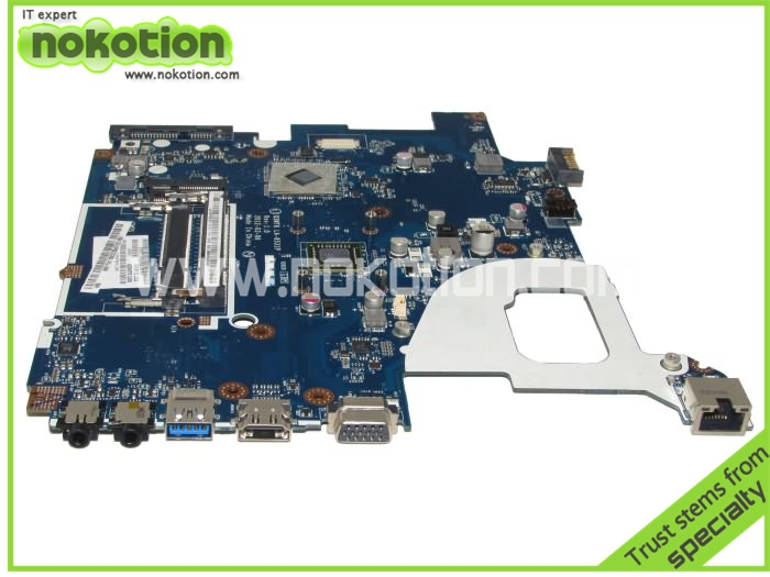 NOKOTION Laptop motherboard For Acer Aspire E1-521 E300 CPU Onboard DDR3 NB.Y1G11.002 NBY1G11002 LA-8531P warranty 60 days nokotion 448 03707 0011 nbmrw11003 nb mrw11 003 for acer aspire es1 512 motherboard n2940 cpu warranty 60 days