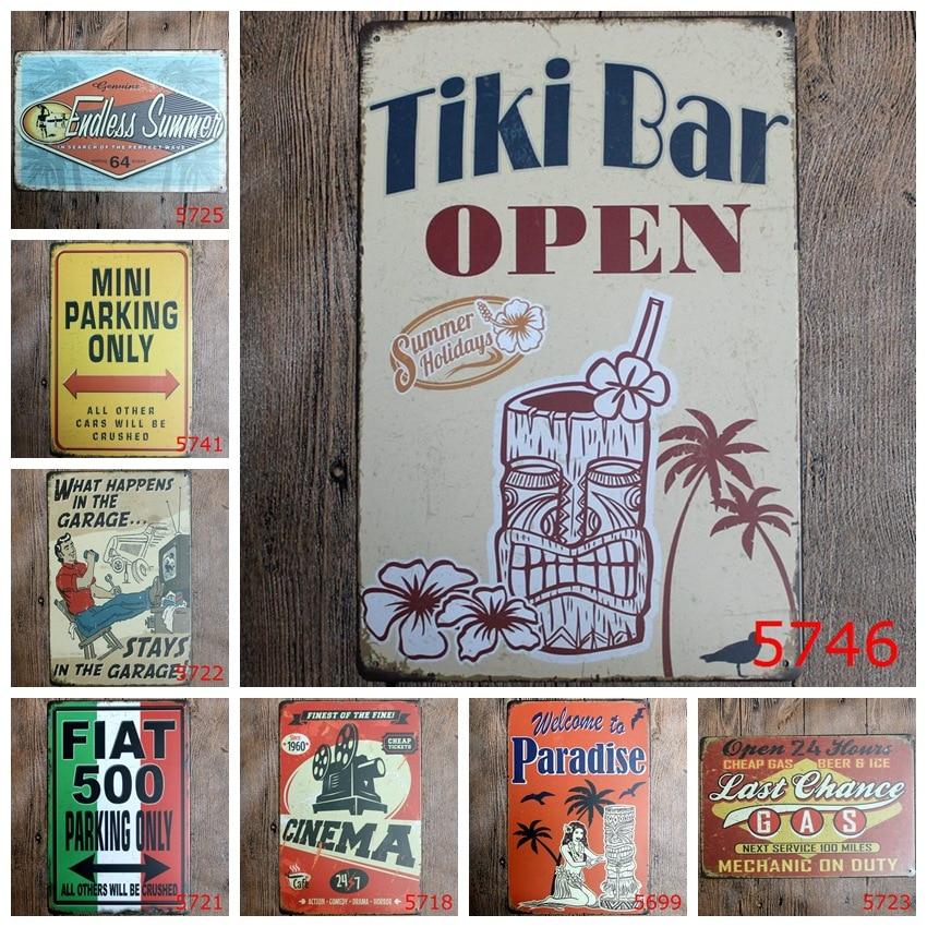 Fabulous Tiki Wall Decor - Home Decorating Ideas YM48