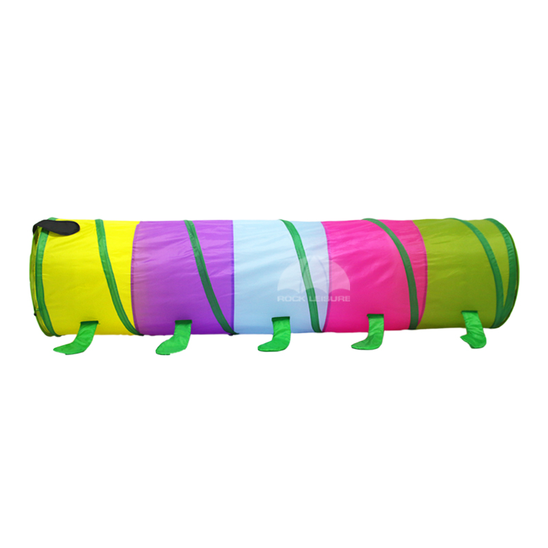New 180cm*46cm Tunnel Indoor/Outdoor Pop Up Outdoor Play <font><b>Kids</b></font> Toys House Tunnel Children Tent
