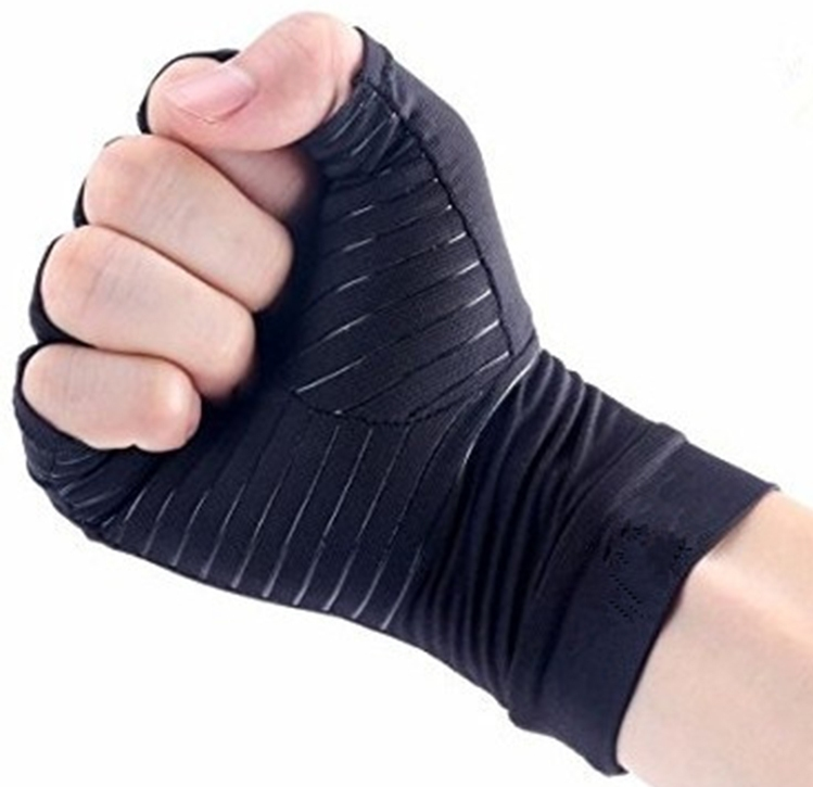 Original with Arthritis Foundation Ease of Use Seal COPPER Arthritis Compression Gloves