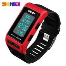 SKMEI Sports Watch Women 50M Waterproof Outdoor Running watches Week Display Alarm Back Light Wristwatches Relogio Feminino 1362 цены