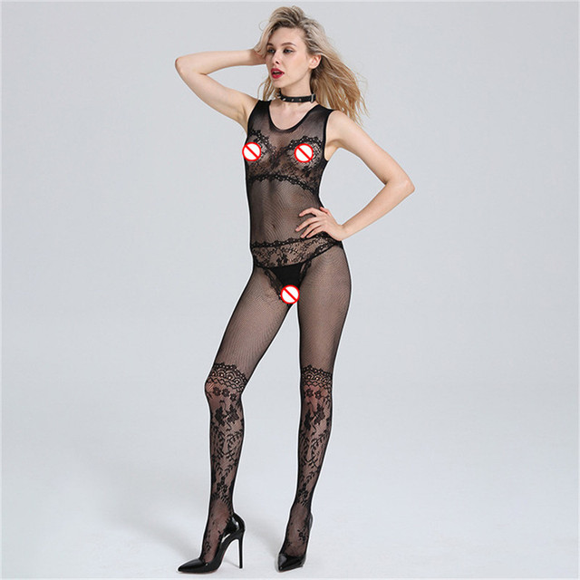 Sexy Lingerie Bodystocking  4