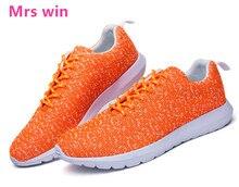 women Running Shoes breathable jogging sneaker Breathable Mesh Men Athletic Shoes Super Light Outdoor Women Sport shoes walking