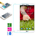 Ultra Thin 0.3mm 2.5D Tempered Glass Screen Protector For LG G2 Mini D618 D620  HD Toughened Protective Film + Cleaning Kit