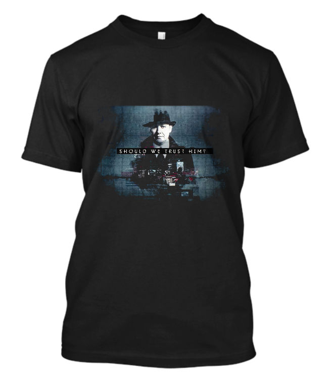 Tee Shirt Design Compression The Unofficial Blacklist Friends Raymond O-Neck Short-Sleeve T Shirts For Men