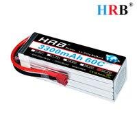 HRB Battery Lipo 6s 22.2V 3300mAh 60C Max 120C Lipo Battery Lipo For RC FPV Car Trex 500 600E Helicopter Align Trex GAUI ElyQ