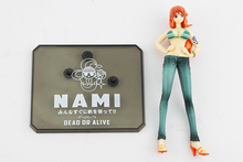 Nami Figure 2 Years Later 15cm