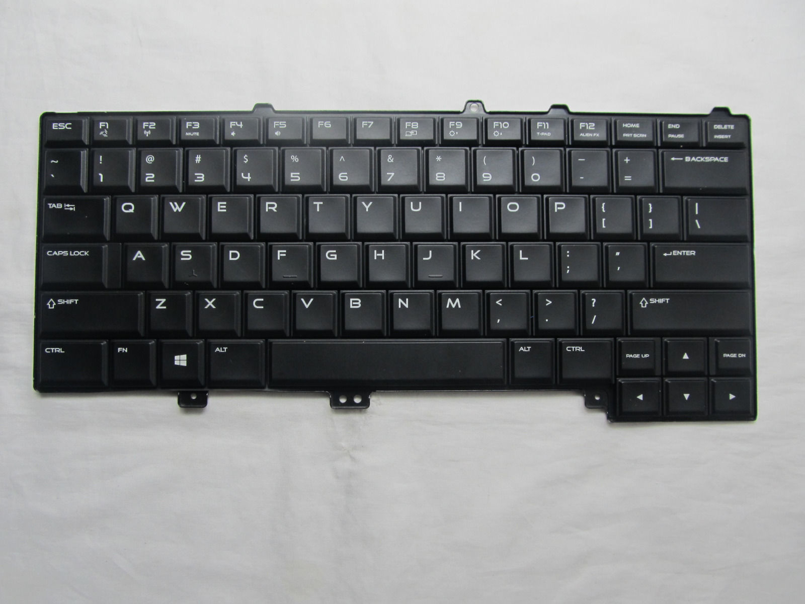 NEW for DELL Alienware 15 R1 & 15 R2 Laptop Keyboard US Backlit new us keyboard for acer aspire vn7 793g vx5 591g vx5 591g 52wn us laptop keyboard with backlit