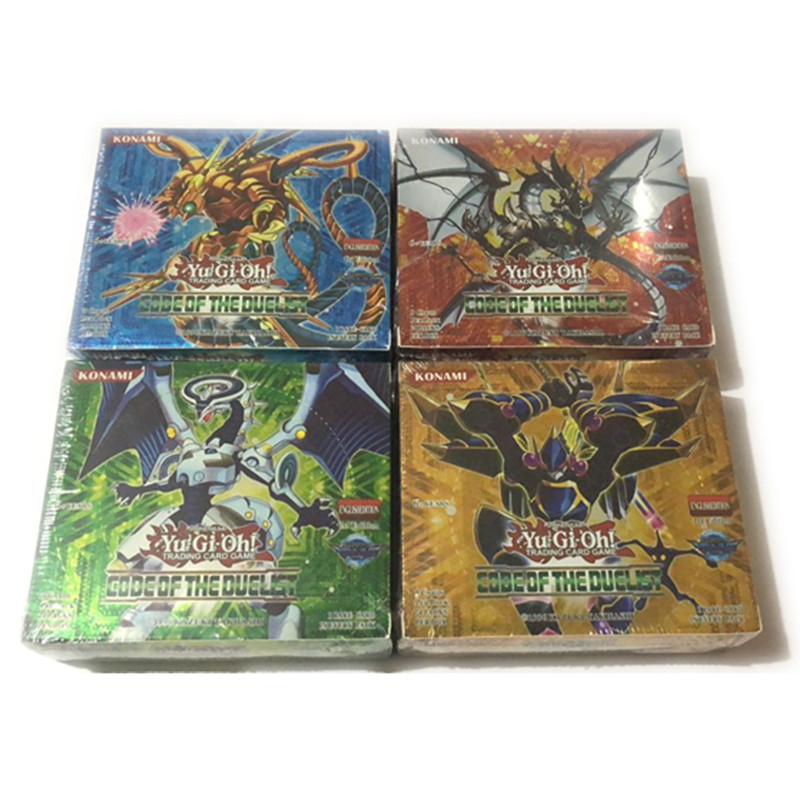 Yugioh Cards Pack Yu Gi Oh Action Figure Toys 216pcs/set High Quality Toys for Children Shadow Specters English Version