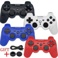 2017 NEWEST for SONY PS3 Controller Wi-fi Bluetooth Joysticks for DUALSHOCK three SIXAXIS for PlayStation three Recreation Controller